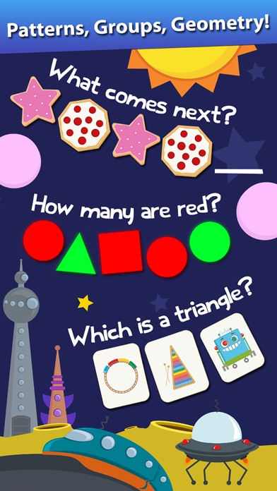 Screenshot #9 for Animal Math Games for Kids in Pre-K, Kindergarten and 1st Grade Learning Numbers, Counting, Addition and Subtraction Premium