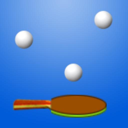 Ping Pong Juggling Skills