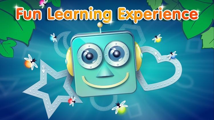 Preschool and Kindergarten learning kids games for toddler HD screenshot-3