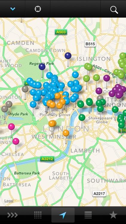 London: Wallpaper* City Guide screenshot-3