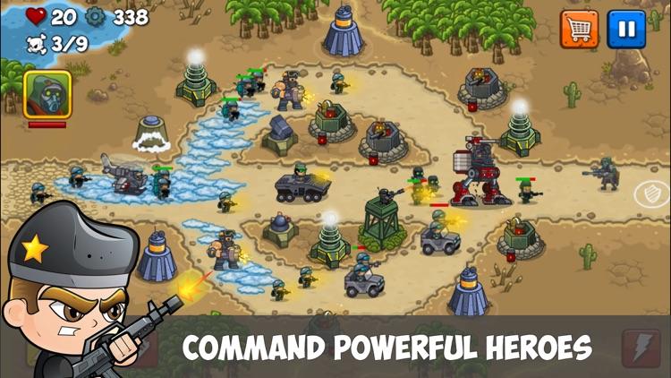 Combat TD screenshot-0