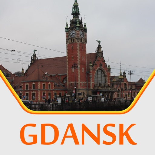 Gdansk Offline Travel Guide icon