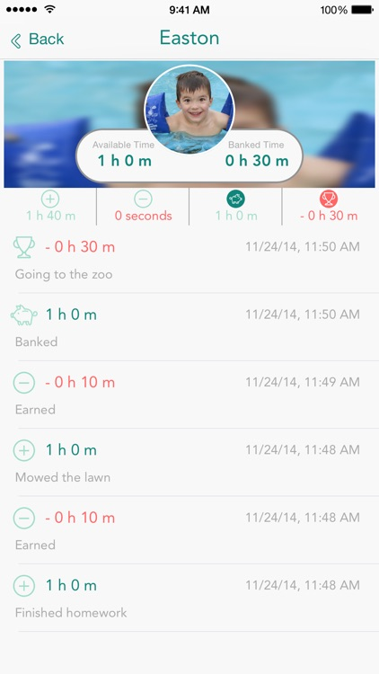 Screen Time - Media Time Manager