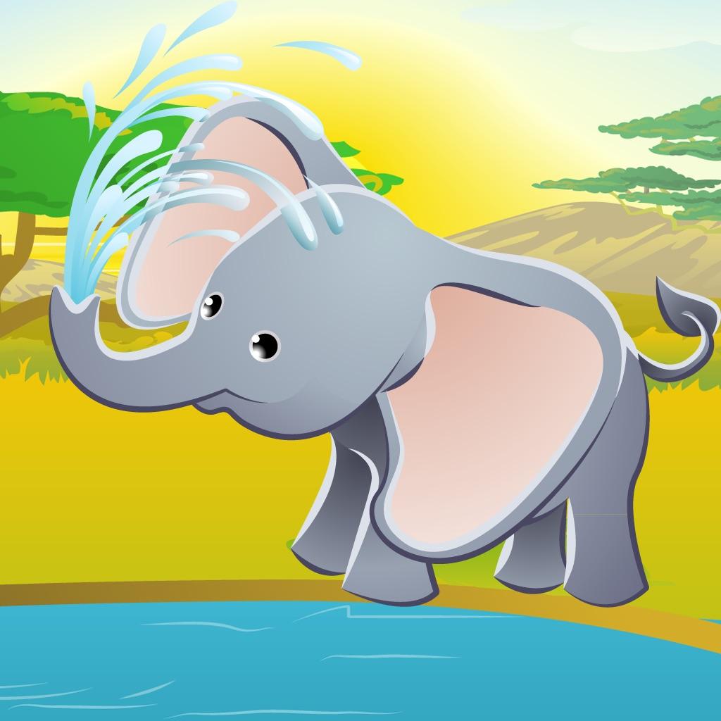 Animals of the safari game for children: Learn for kindergarten or pre-school hack