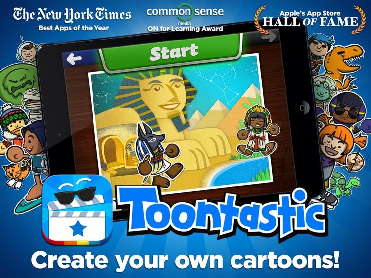 Toontastic screenshot-0
