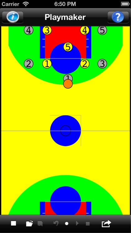 Basketball Playmaker screenshot-0