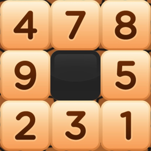 Arabic numerals cross-Sudoku Number@Puzzle