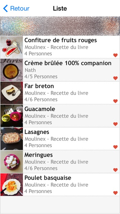 Recettes Companion By Jean Benoit Lagorce Ios United