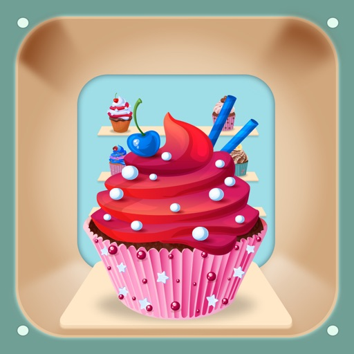 Cupcake Factory Lite icon