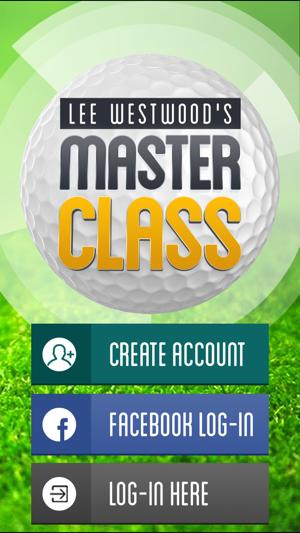 Lee Westwood's Official Golf Masterclass Screenshot