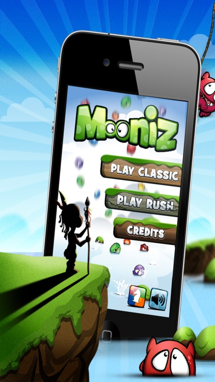 Mooniz Pro - Tapping and Matching Little Moon Monsters With Friends