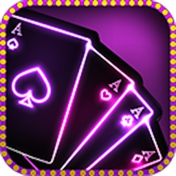 A Las Vegas Great Solitaire Free City Game: Social Deluxe Classic