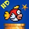 飞翔的小鱼-实时排名冒险鱼超高难度挑战全球玩家!