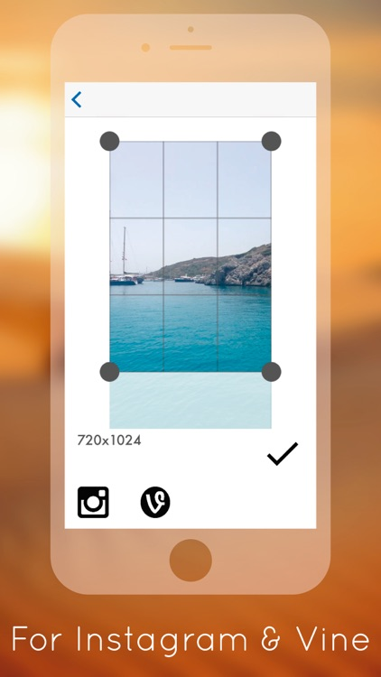 Simply Crop Video & Resize for Instagram & Vine
