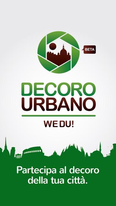 WeDU! Decoro Urbano