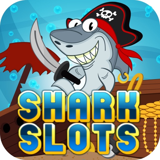 Ace Shark Slots - Fun Fish Tank Bash Vegas Slot Machine Games Free