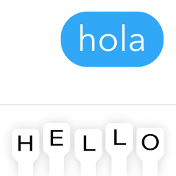 Ícone do app Slated - Translation Keyboard