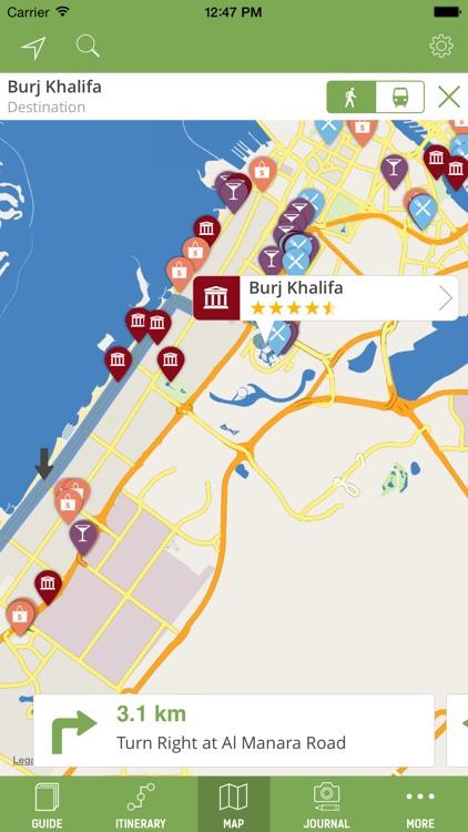 Dubai Travel Guide (with Offline Maps) - mTrip