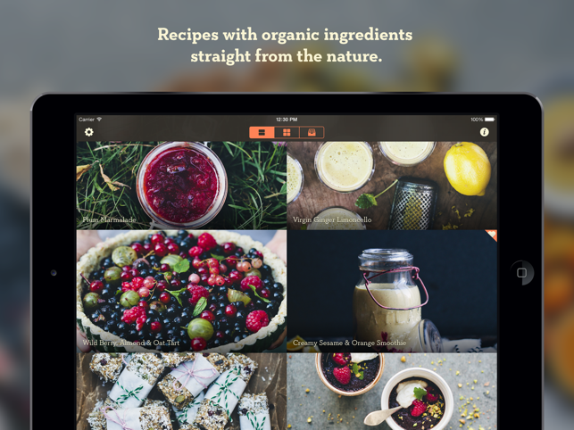 Healthy Desserts - by Green Kitchen Screenshot