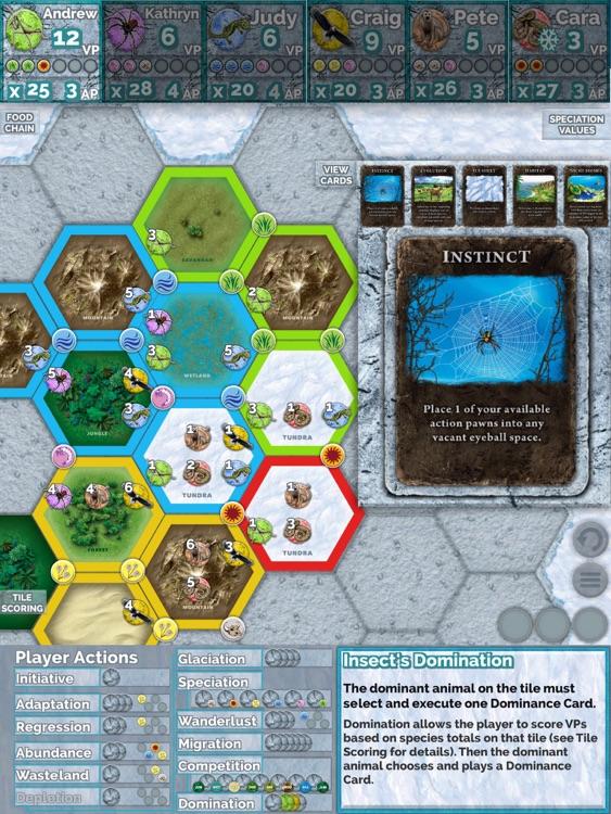 Dominant Species for iPad screenshot-3