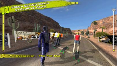 Screenshot of Downhill Xtreme3