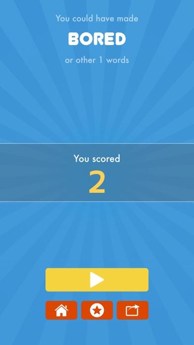 Five Letters - Word Game screenshot three