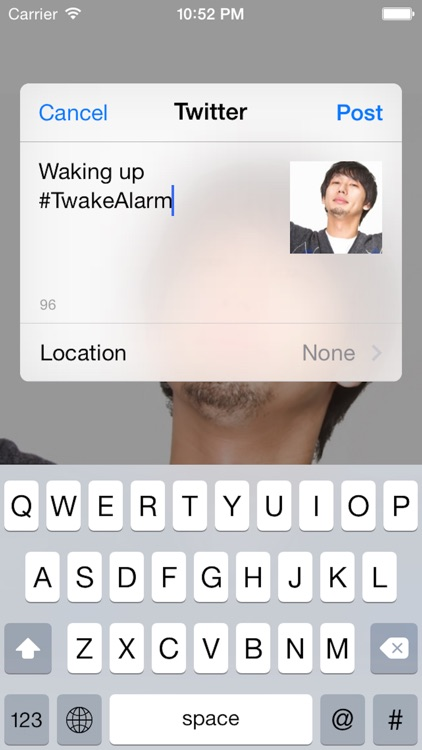 Twake Alarm - Selfie by Alarm Clock screenshot-1