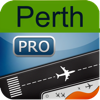 Perth Airport + Flight Tracker