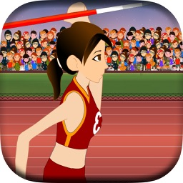 Javelin Champ - Sports Summer Games