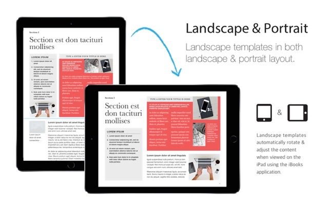 Education Templates iBooks Author Edition on the Mac App Store