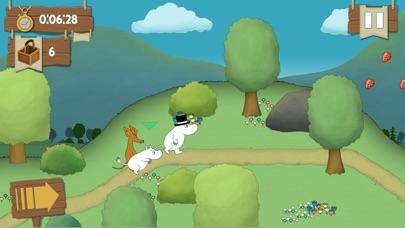 Moomin Adventures: Jam Run screenshot two