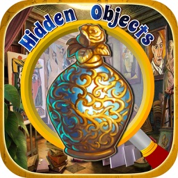 Hidden Objects The Antique Places