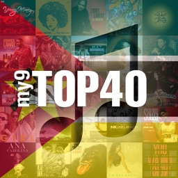 my9 Top 40 : MZ paradas musicais