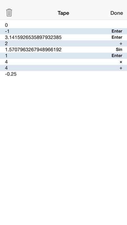 RPN Scientific Calculator screenshot-4