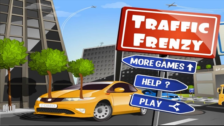 Traffic Frenzy (Free) screenshot-0