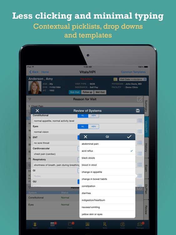 nAble Internal Medicine EMR screenshot-4
