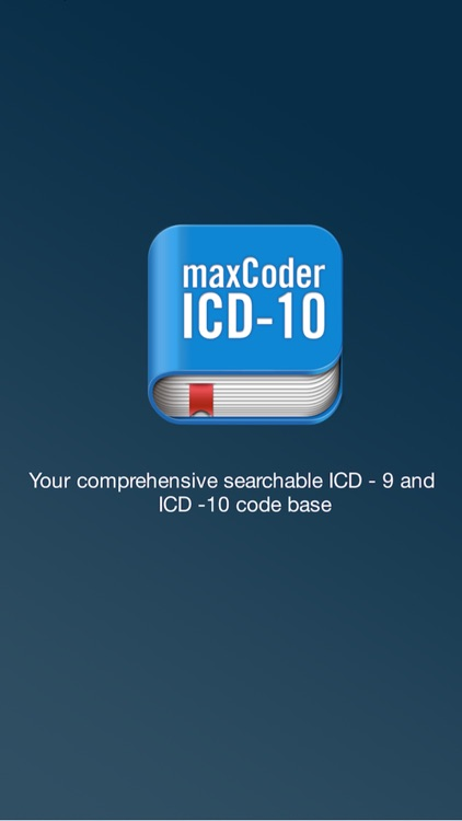 maxCoder - ICD-10 Reference