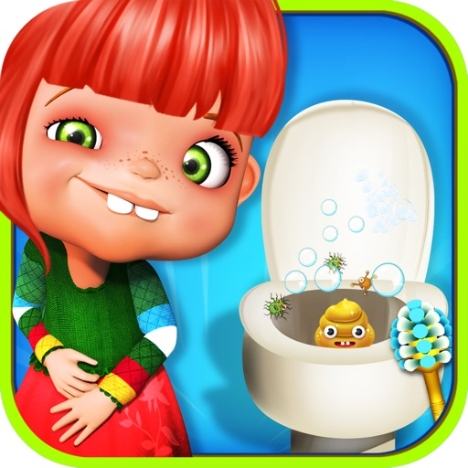 Toilet and Bathroom Fun Games