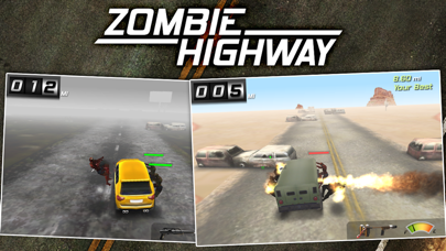 Screenshot from Zombie Highway