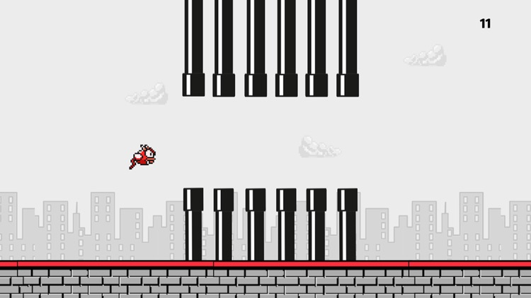 Flappy Devil - The Bird Is Back by Top Impossible Games screenshot-3