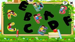 ABC for Children! Learning Game with the Letters of the