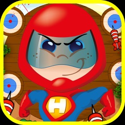 Heroes Darts and Baby Game 3d Free