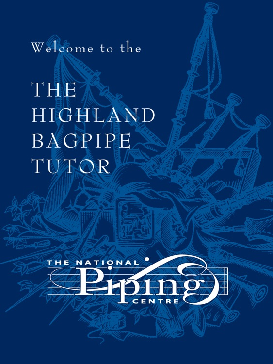 National Piping Centre Bagpipe Tutor