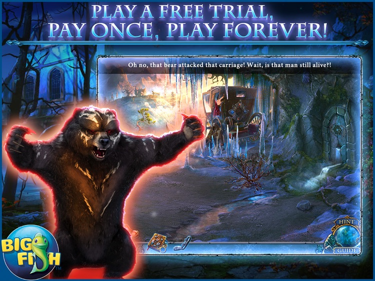 Living Legends: Wrath of the Beast HD - A Magical Hidden Object Adventure screenshot-0