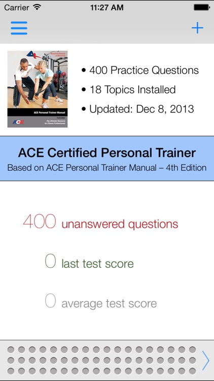 ACE CPT Test Questions & Answers screenshot-0
