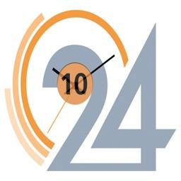 10 in 24