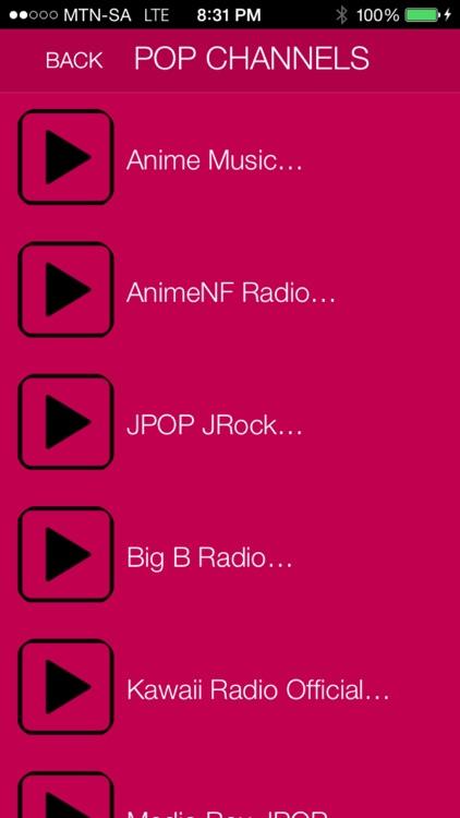 JPOP Music Radio Free