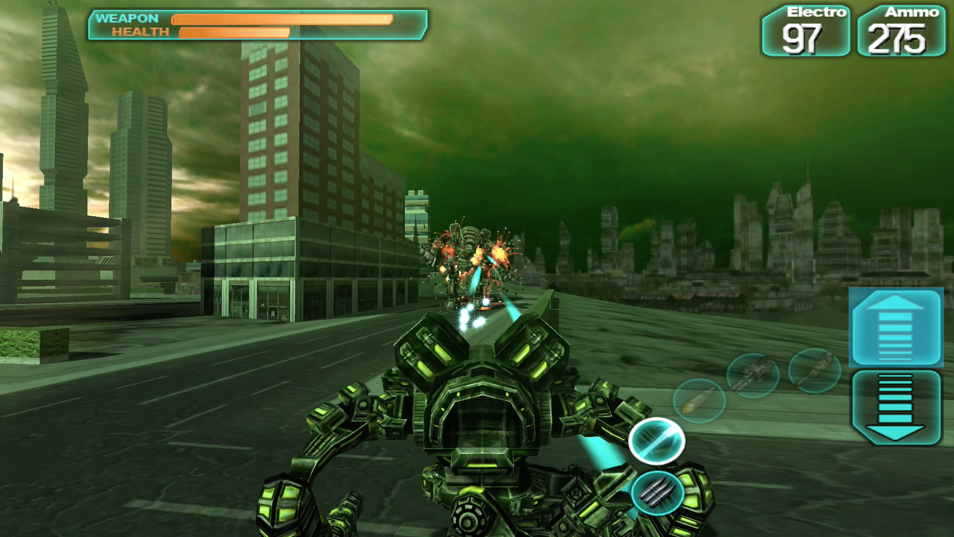 Mech Pilot screenshot 12