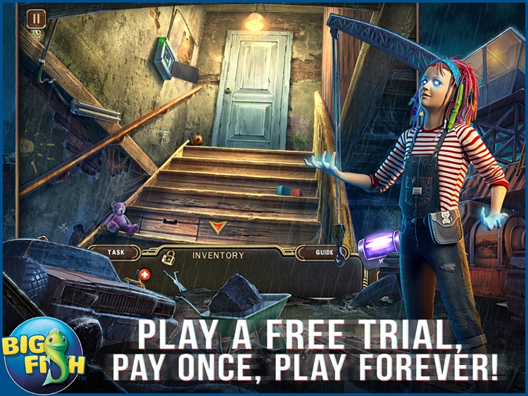 Paranormal Pursuit: The Gifted One HD - A Hidden Object Adventure