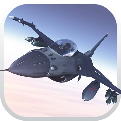 Air Force 3 - Fighter Jet Alpha Combat Chaos